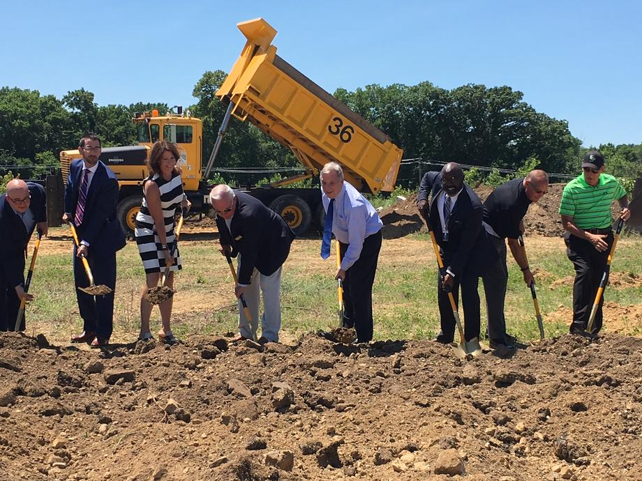 Rockford Airport Groundbreaking