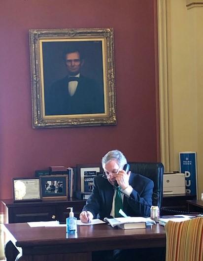 Durbin Receives Update from Illinois Director of Public Health on Coronavirus Response