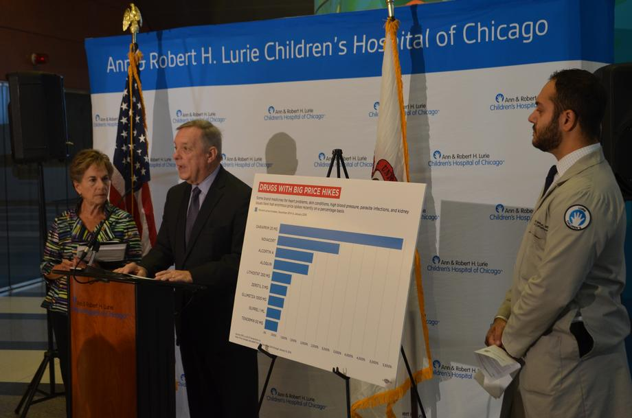 Dick durbin mental health legislative voting record