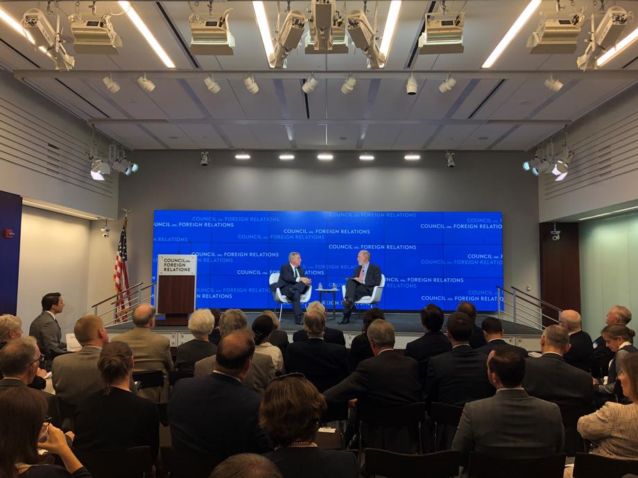 Durbin Discusses The Importance Of Continued U.S. Global Engagement At Council On Foreign Relations