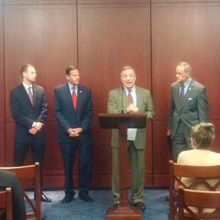 June 24, 2015 – I joined Senators Tom Carper (D-DE) and Richard Blumenthal (D-CT) in calling for the closing of the 90/10 for-profit college loophole.