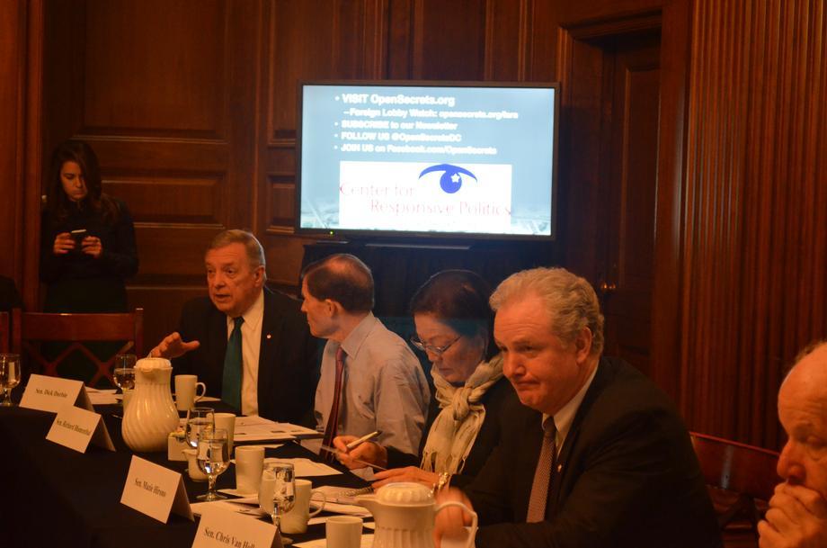 Steering Committee Hearing