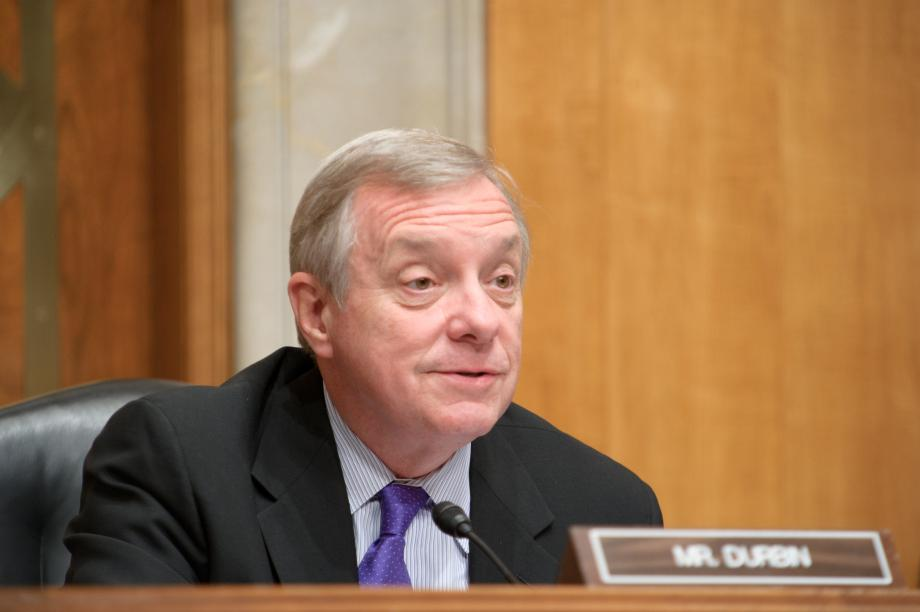 Durbin chaired a hearing of the Senate Foreign Relations Committee to consider the nomination of Stephen Mull to be Ambassador to the Republic of Poland.