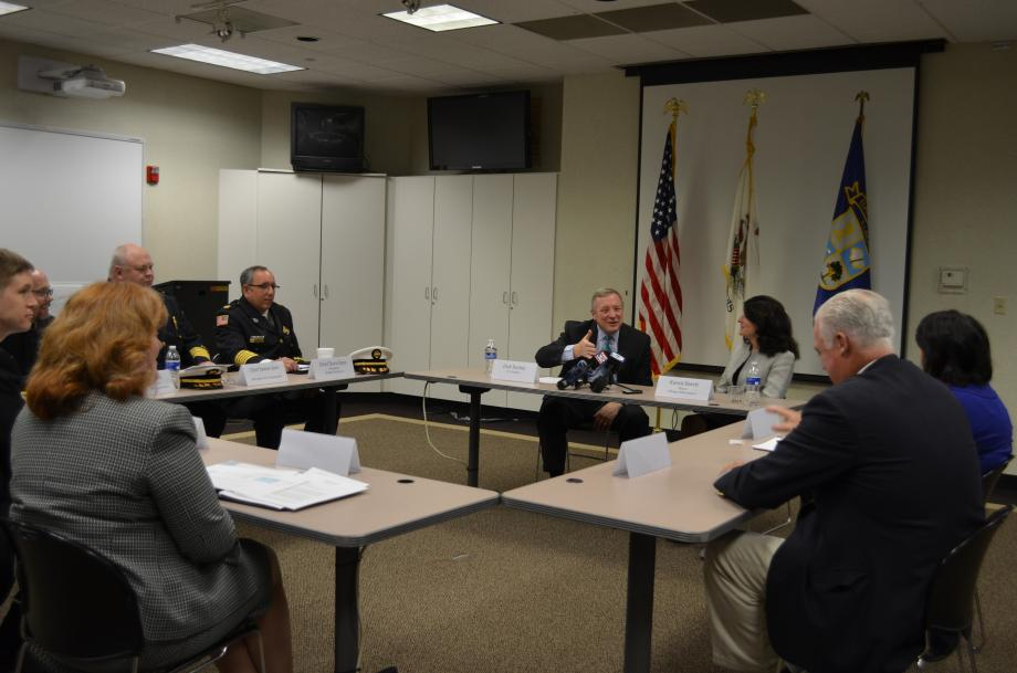 Barrington Rail Safety Roundtable