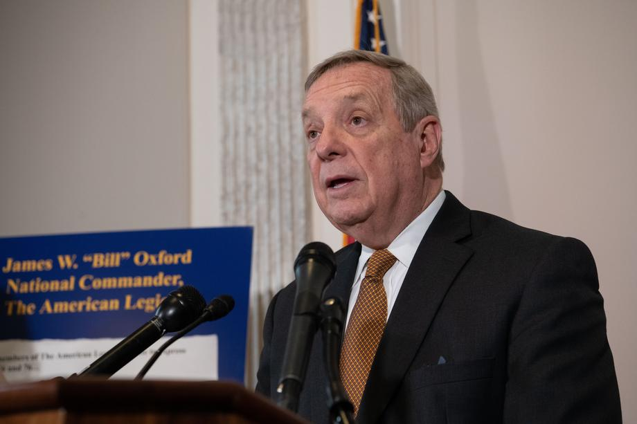 DURBIN, SCHUMER, VETERANS GROUPS URGE SENATE TO OVERTURN DEVOS BORROWER DEFENSE RULE