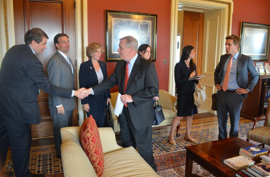 Washington, DC Meetings: July 2014