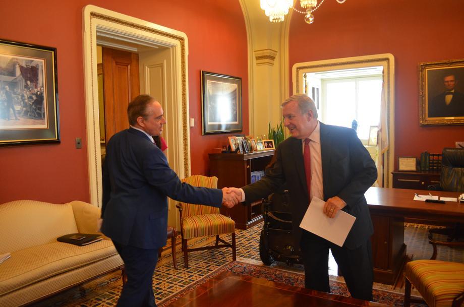 Durbin, Duckworth Urge VA Secretary To Look Into Mismanagement Allegations At Marion VA