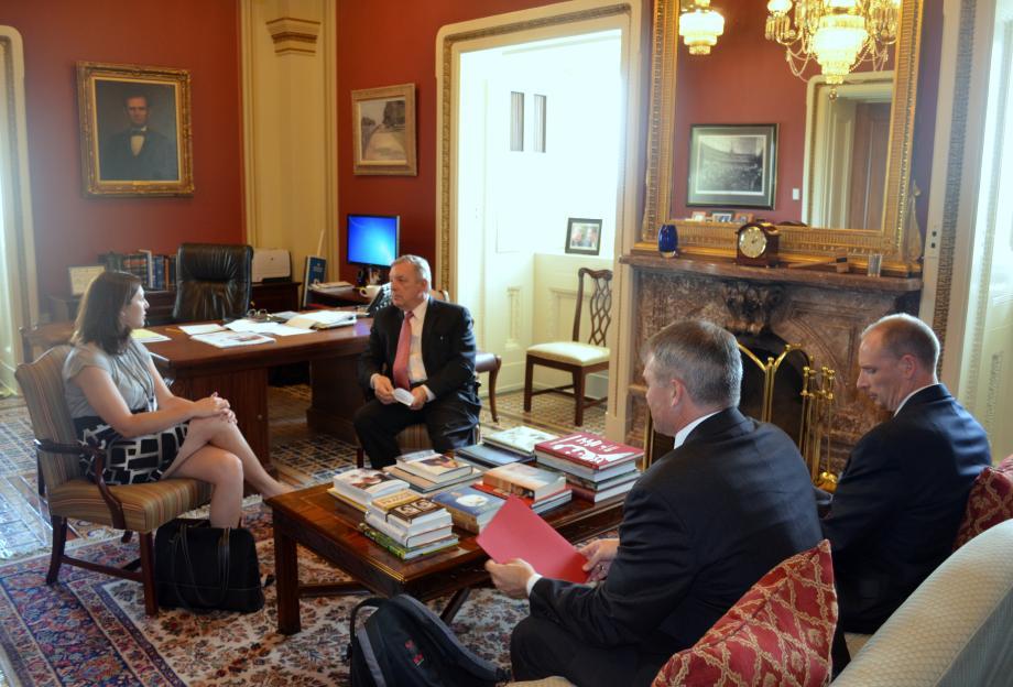Washington, DC Meetings: June 2014