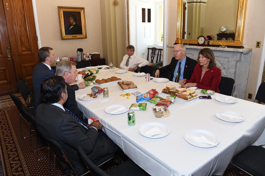 Illinois Delegation Luncheon June