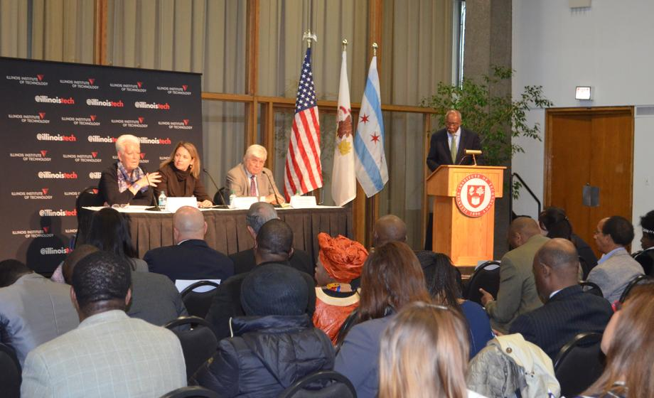 Going Far Together: A Practical Discussion for Africans in Chicagoland
