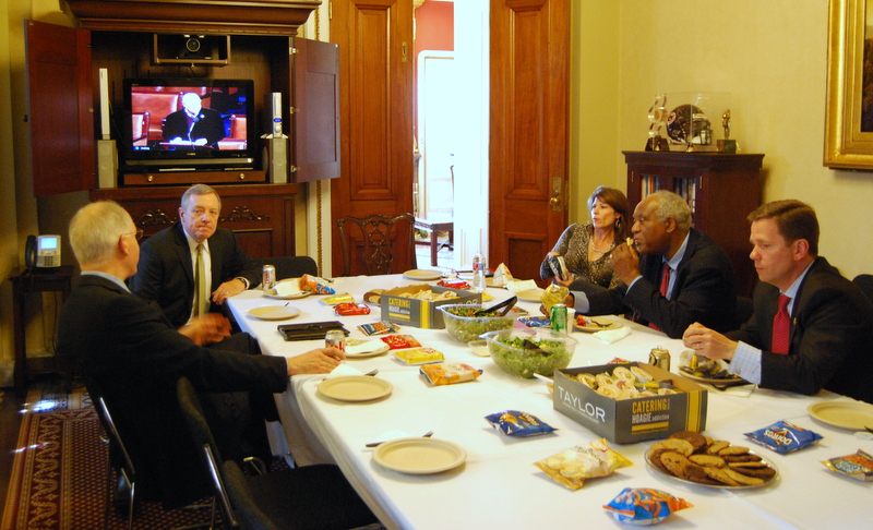 Illiinois Delegation Luncheon